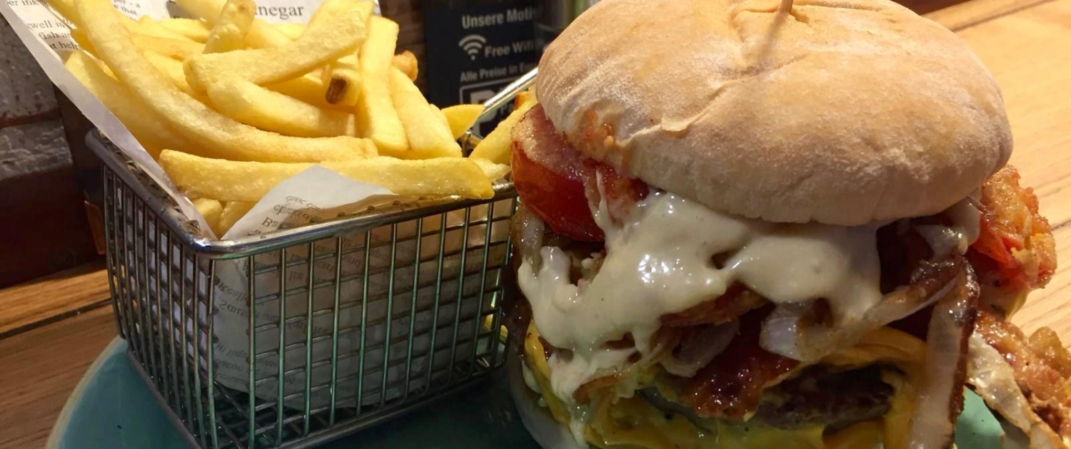 Restaurant-Wedel-Mühlenstein-Burger-Pizza-Brunch-Mittagstisch-Biggest-Burger-Wedel